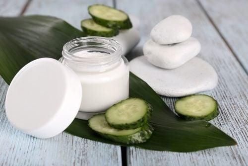 Precauciones con los productos para la piel