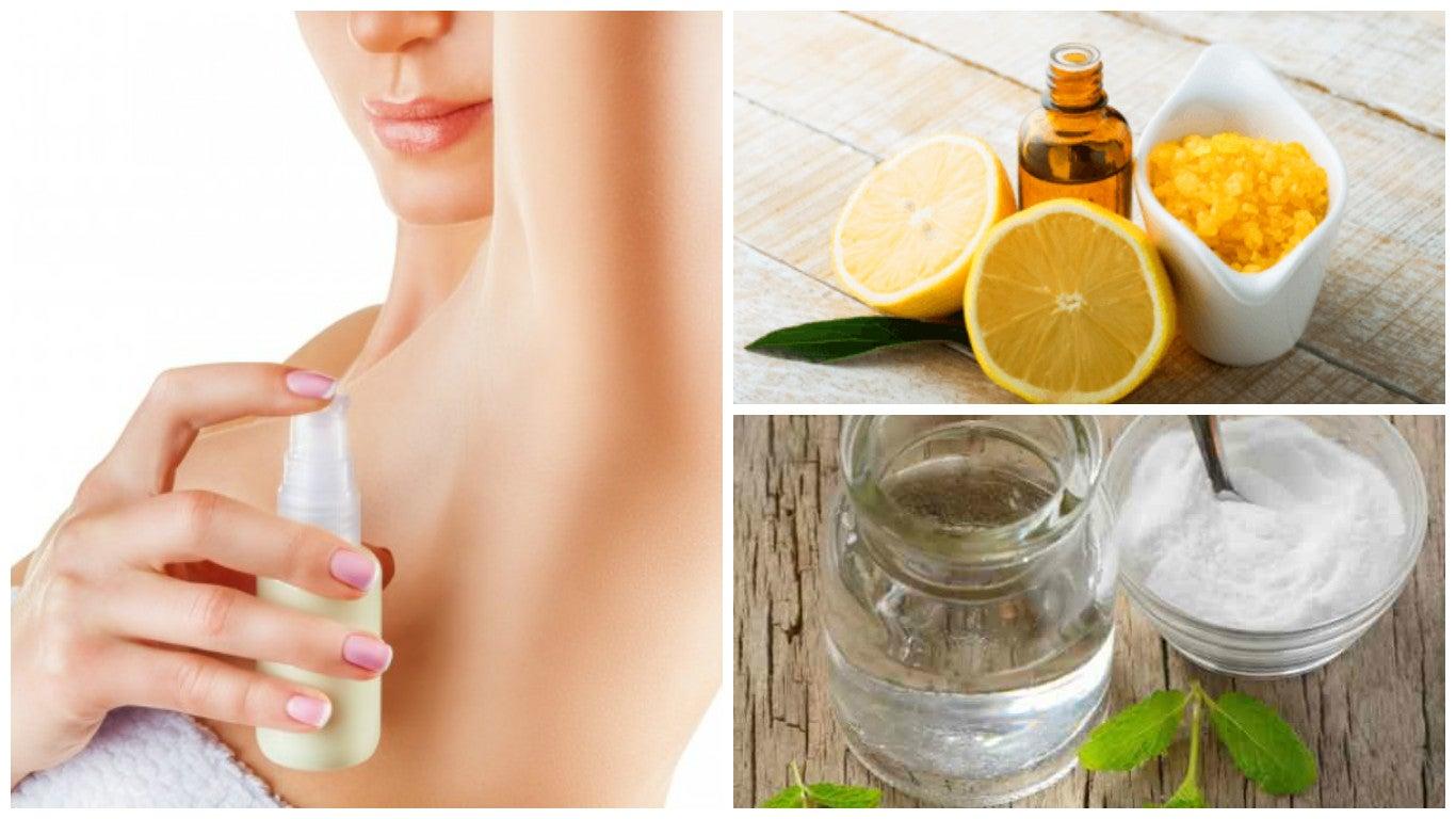 Prepara tus propios desodorantes con estas sencillas fórmulas caseras