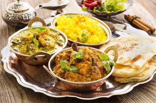 Qué es la dieta hindú.