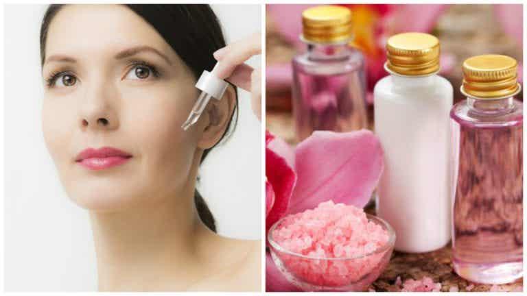 Reafirma y rejuvenece tu piel con estos 4 sérums naturales