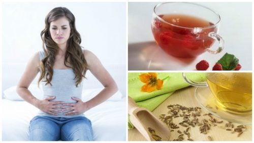 Reduce los periodos menstruales abundantes con estos 5 remedios caseros