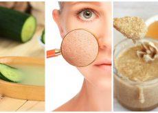 Sella los poros dilatados de tu piel con estos 5 remedios naturales