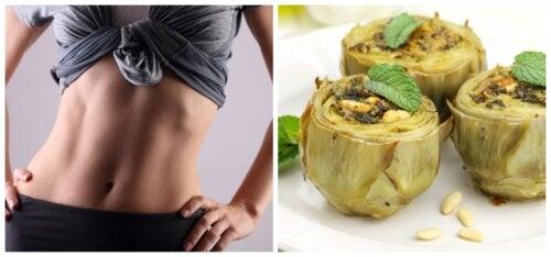 9 alimentos que puedes comer por la noche para tener un vientre plano