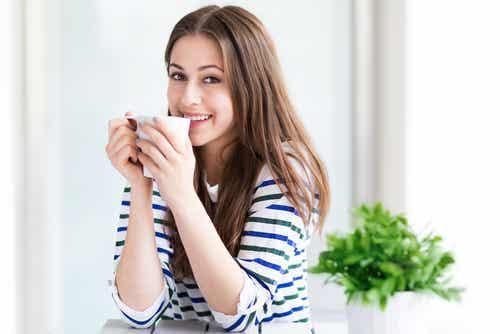 Beber té reduce el estrés
