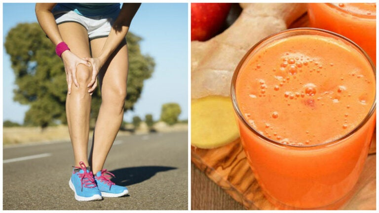 Fortalece tus huesos y alivia el dolor en las articulaciones con esta bebida natural