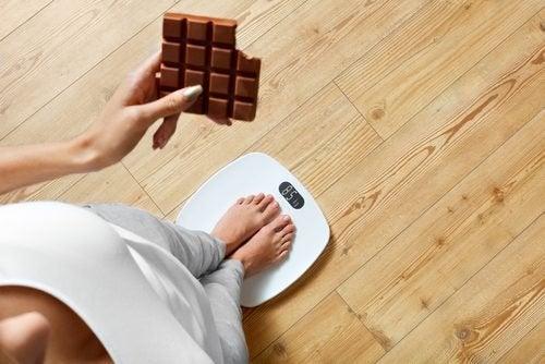 El chocolate sirve para controlar niveles de azúcar