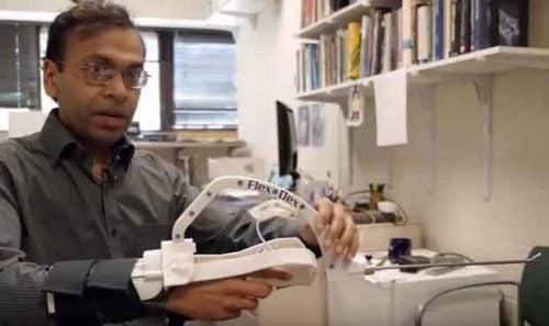Un cirujano robótico para las zonas con menos recursos
