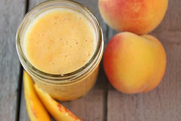 Los 12 beneficios de consumir jugo de durazno
