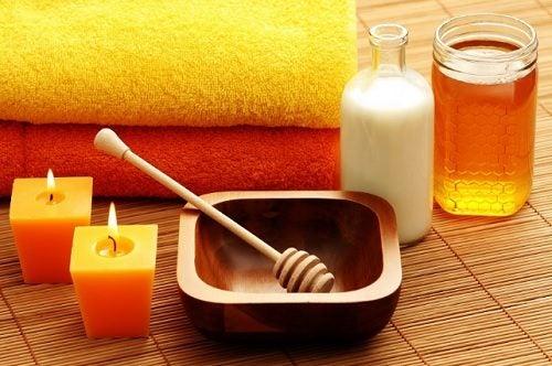 propiedades relajantes de la miel