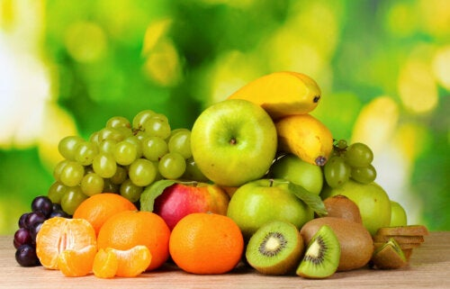 10 frutas para combatir los signos de la edad