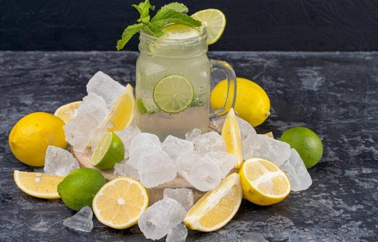 9 deliciosas limonadas caseras y sus beneficios para la salud