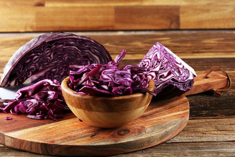 11 razones para comer col morada