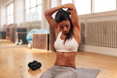 Los mejores ejercicios para fortalecer los brazos