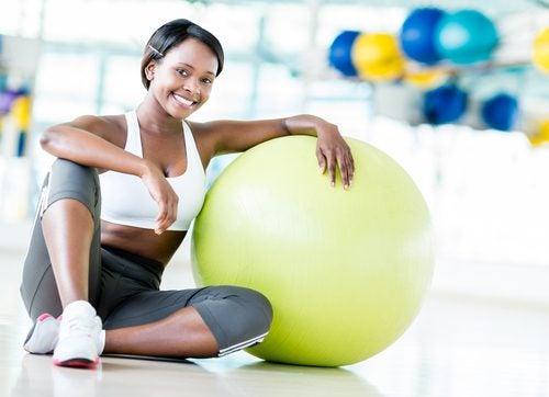Los mejores ejercicios con pelota