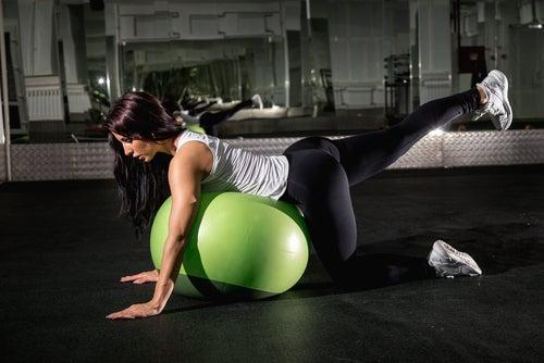 Hacer ejercicio físico para perder peso