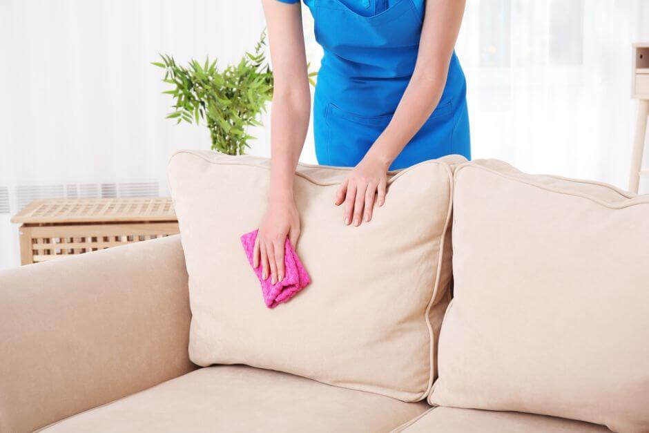 Mancha sofá