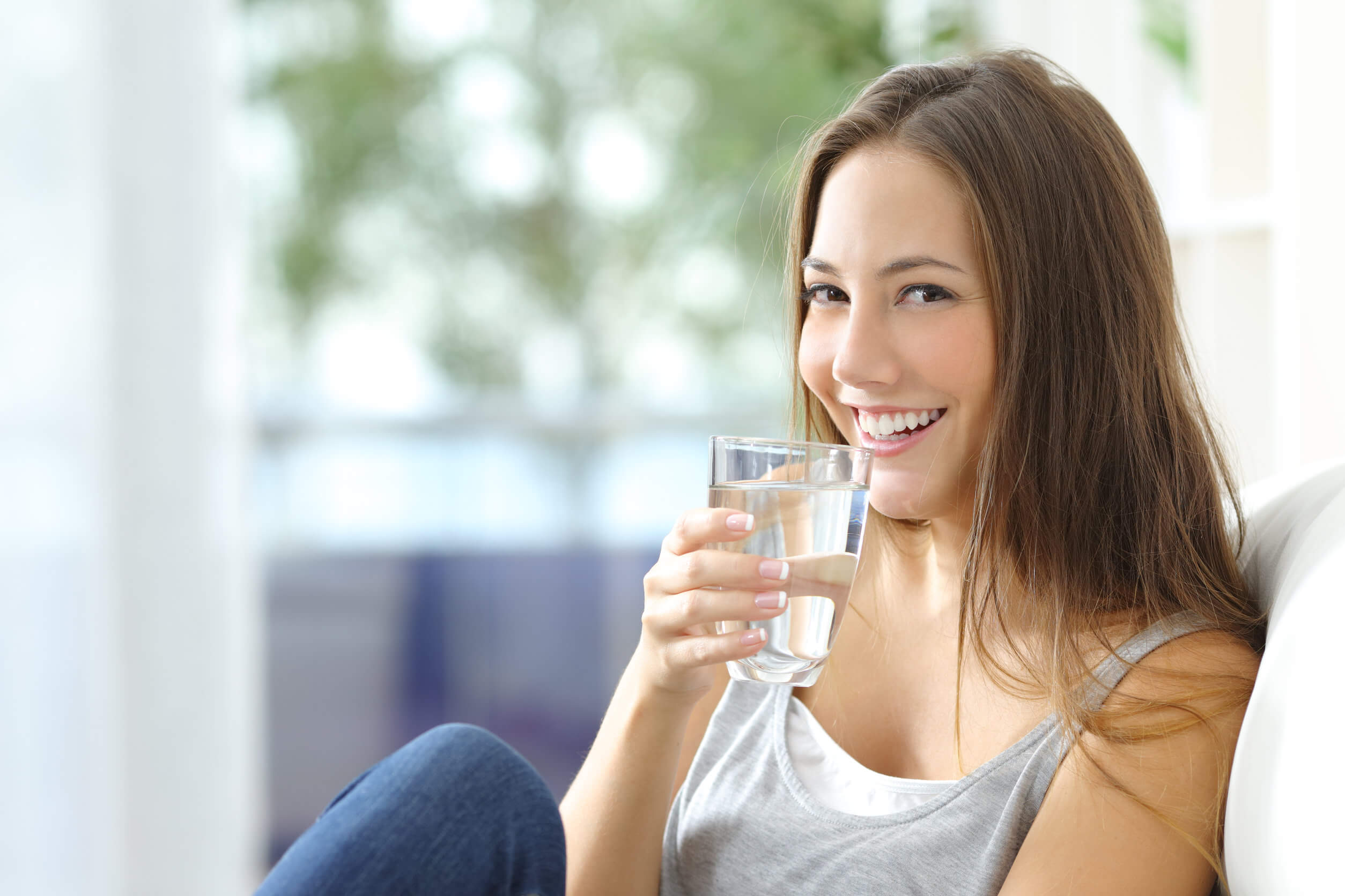 El agua: un gran estimulante metabólico
