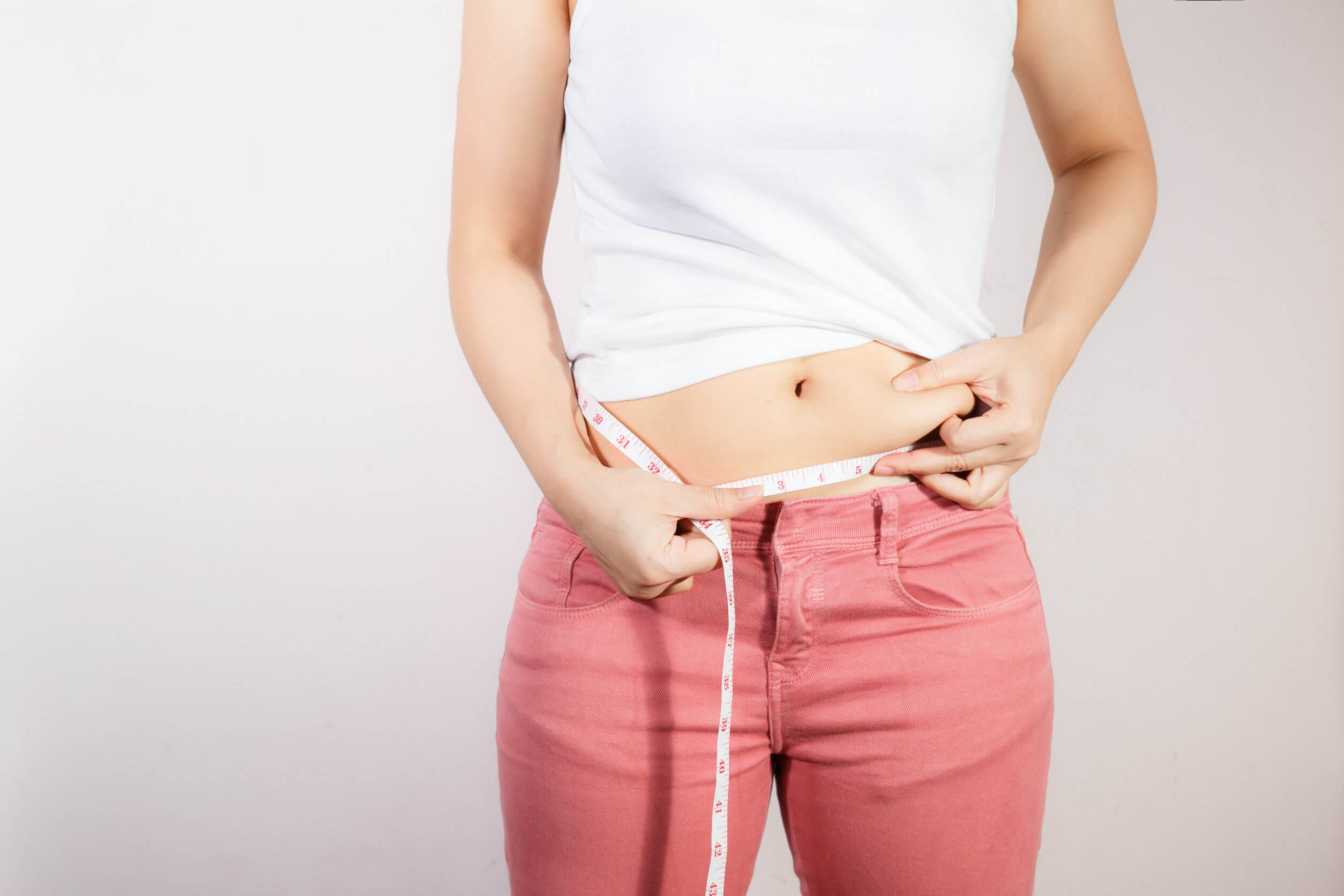 Plan de tres días para reducir la cintura