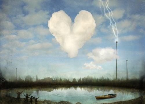 nube amor apegos