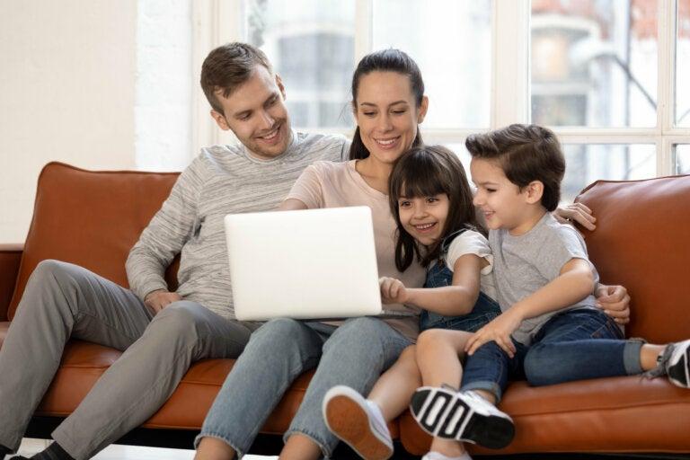 El secreto de los padres: no confiarse