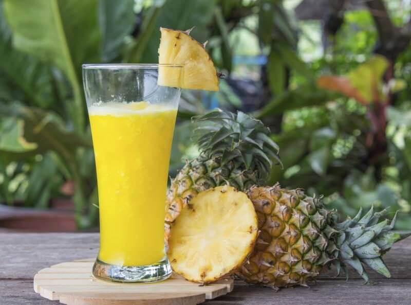 Beneficios nutricionales de la piña