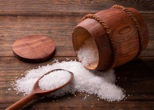 ¿La sal marina le aporta 10 beneficios a tu cuerpo?