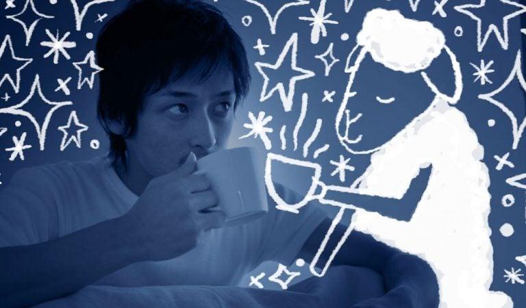 Descubre qué fabuloso remedio deberías tomar para combatir el insomnio