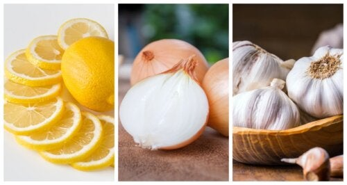 para que sirve la cebolla y limon