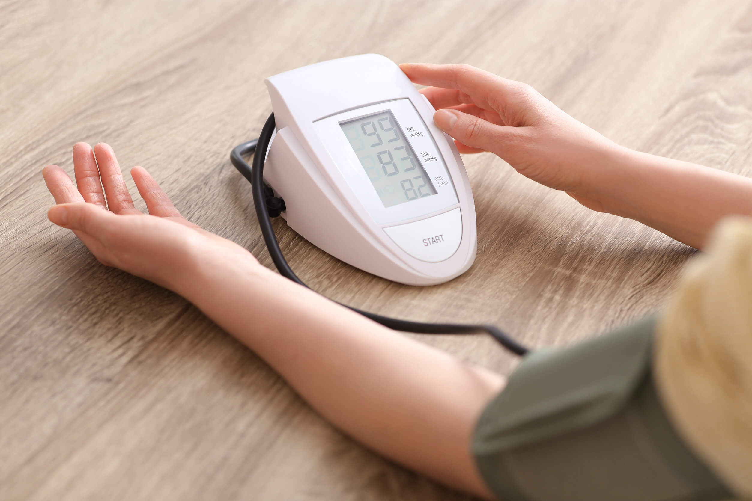 Podrían ayudara combatir la hipertensión