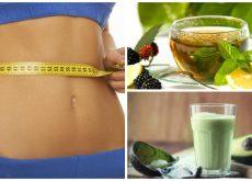 4 formas de consumir té verde para quemar grasa y bajar de peso