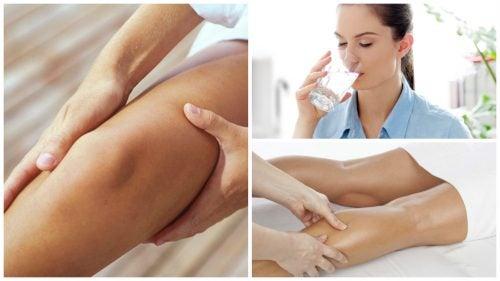 7 consejos que debes atender para evitar la retención de líquidos