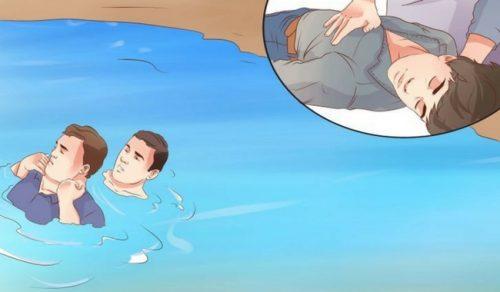 7 recomendaciones en caso de ahogamiento por agua