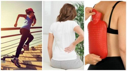 8 consejos que te ayudarán a superar el dolor lumbar de forma natural