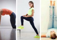9 ejercicios que puedes hacer por las mañanas en 9 minutos para estar en forma