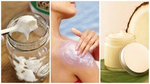 Cómo preparar una crema natural para proteger tu piel de los efectos del sol