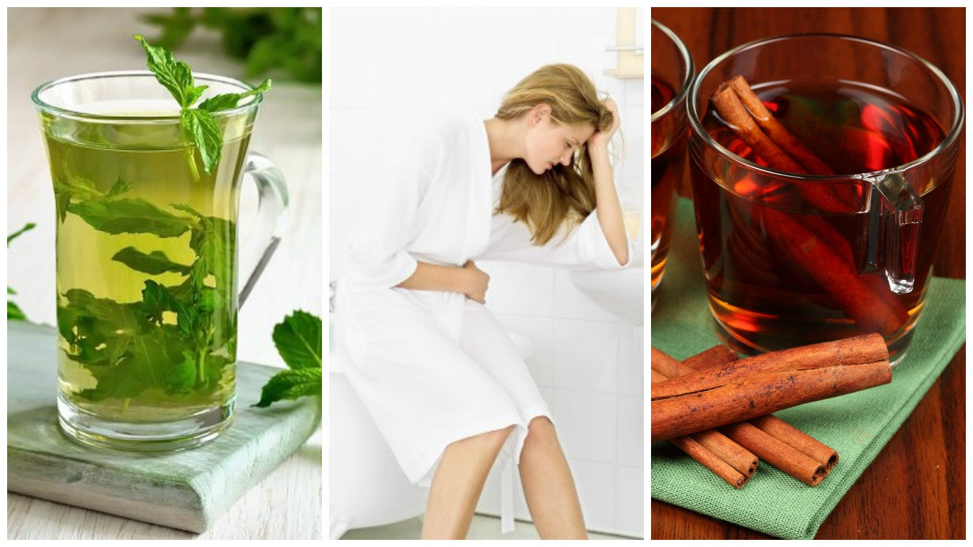 Calma los cólicos menstruales preparando estas infusiones naturales