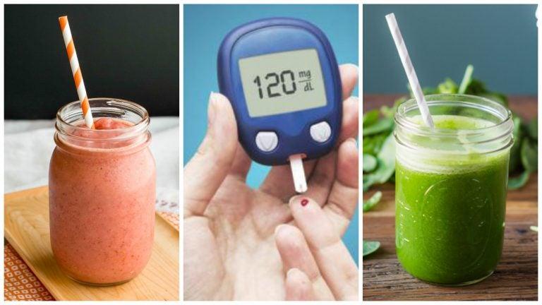 Controla el azúcar en la sangre con estos 5 licuados