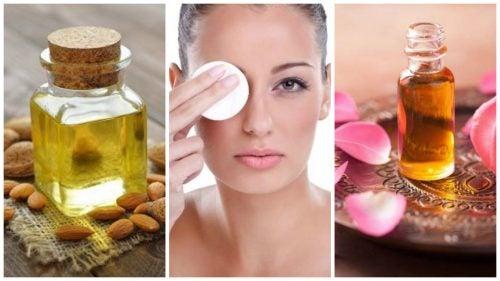 Desmaquilla tu piel todos los días con estos 6 aceites naturales