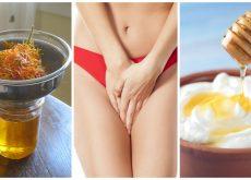Dile adiós al flujo vaginal excesivo usando estos 6 remedios caseros