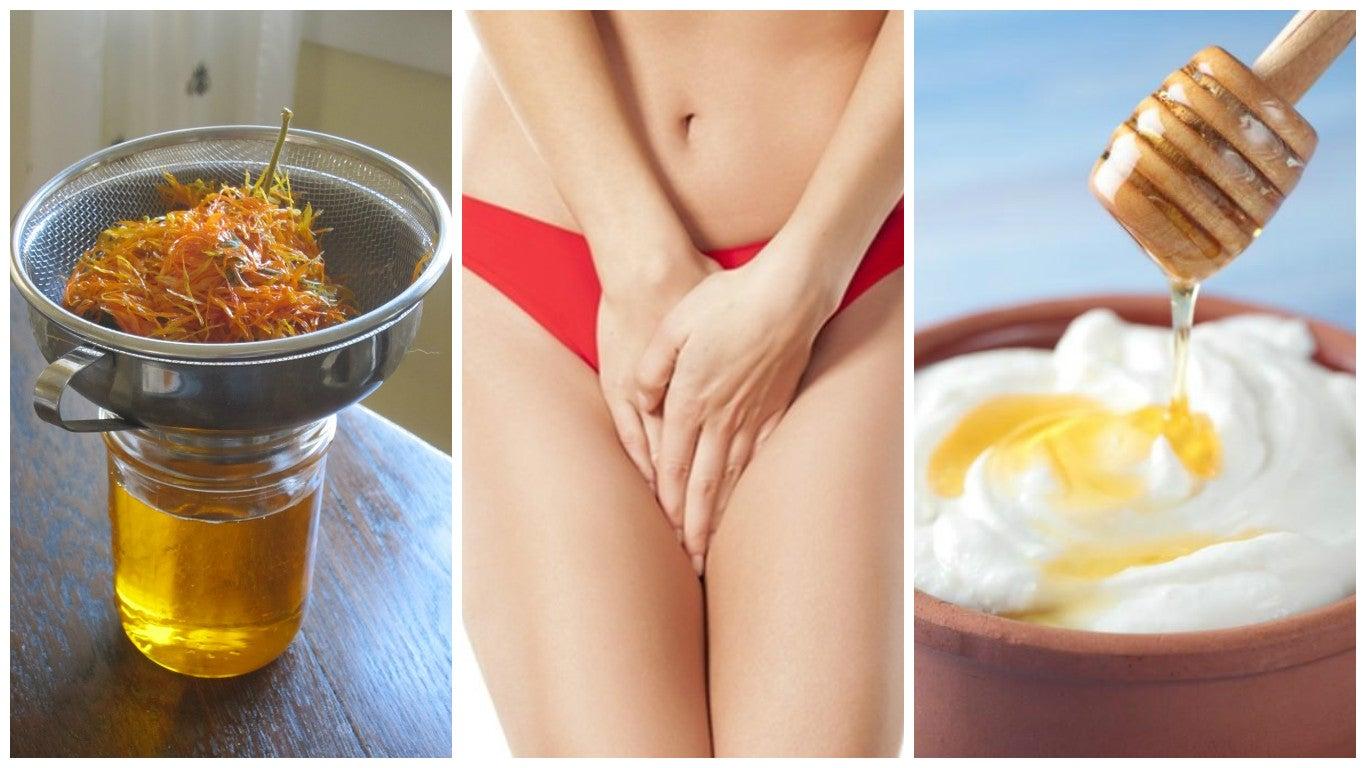 Dile adiós al flujo vaginal excesivo con estos 6 remedios caseros