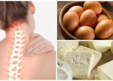 Fortalece tu salud ósea incluyendo en tu dieta estos 8 alimentos ricos en calcio