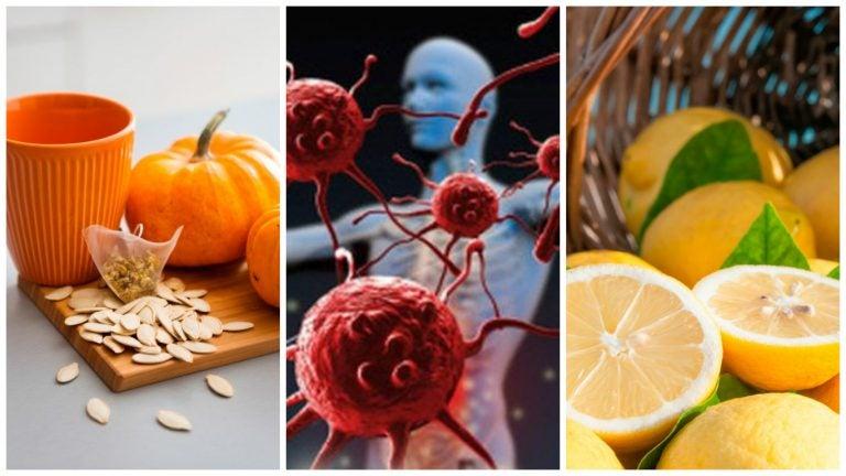 Fortalece tu sistema inmunitario y evita las infecciones consumiendo estos 8 alimentos
