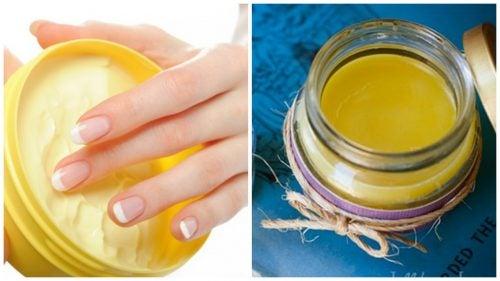 Hidrata y protege las cutículas de tus uñas con esta crema casera