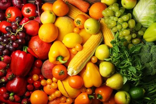 Lleva una dieta repleta de antioxidantes
