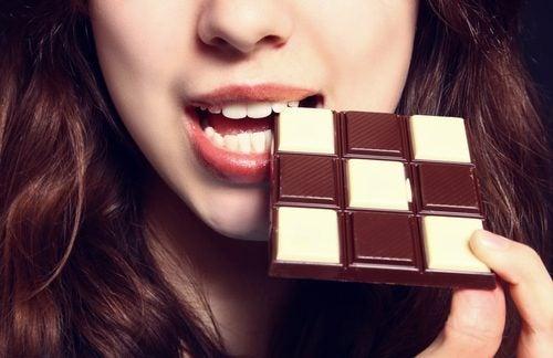 Por qué no debemos abusar del chocolate