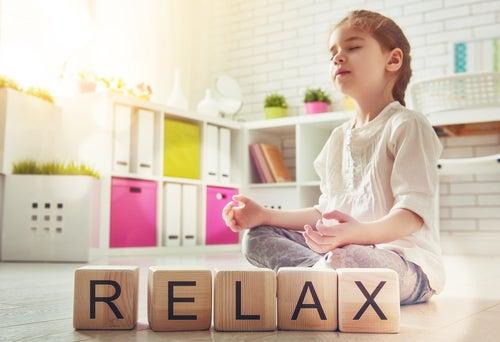 Relajarse y no dejarse llevar por el estrés