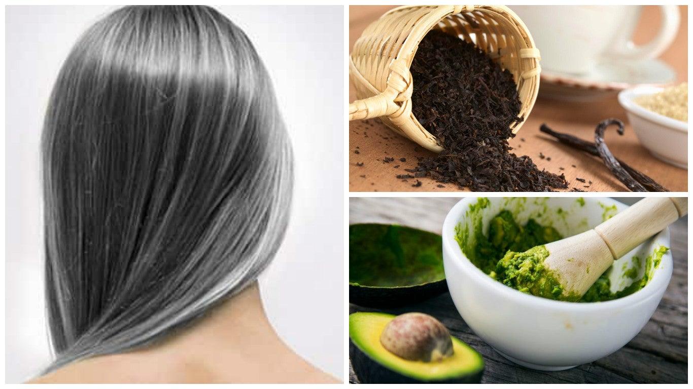 Los modos eficaces contra la caída de los cabello