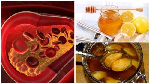 Reduce tus niveles de colesterol con un remedio natural