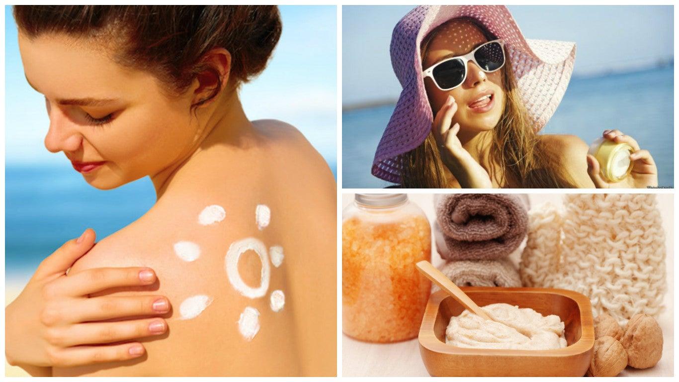¿Te preocupa el impacto del sol sobre tu piel? Pon en práctica estas 6 recomendaciones