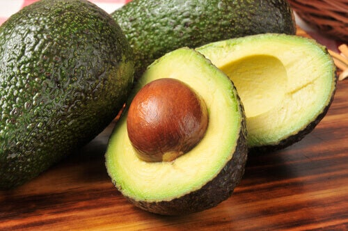 Aguacates.